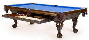 Billiard table services and movers and service in Portland Oregon